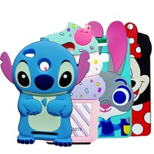 Buy Cute 3D Cartoon Stitch Soft Rubber Silicone Back Cover Case Xiaomi Redmi 3s 3X 3 S X Prime 3 Pro 4A Note 3 4 Note3 Note4 for $3.59 in AliExpress store