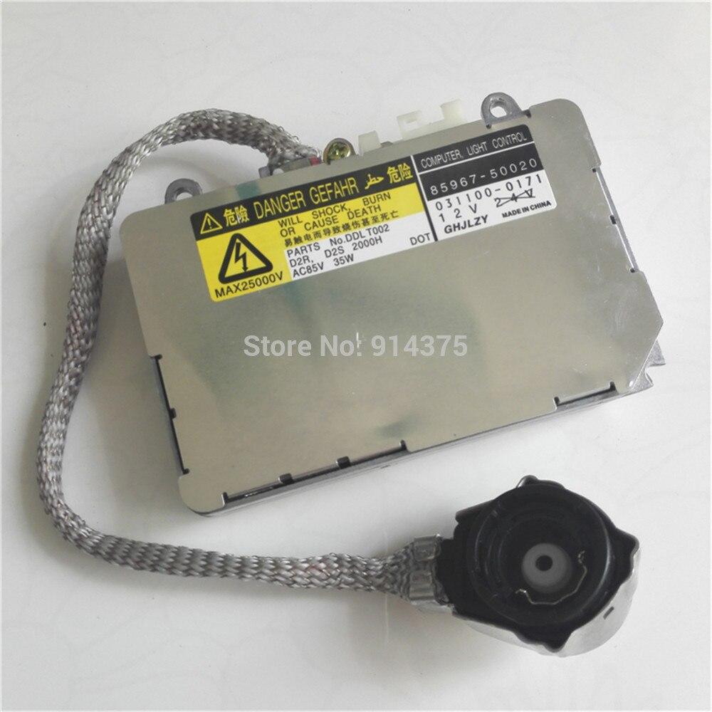 85967-50020 8596750020 81107-24110 8110724110 D2S D2R Xenon HID Ballast Control Unit Module For Lexus Toyota Mazda Lincoln<br>