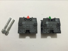 10pcs TELEMECANIQUE ZB2-BE101C NO ZB2-BE102C NC Contact Block Replaces TELE 10A 400V