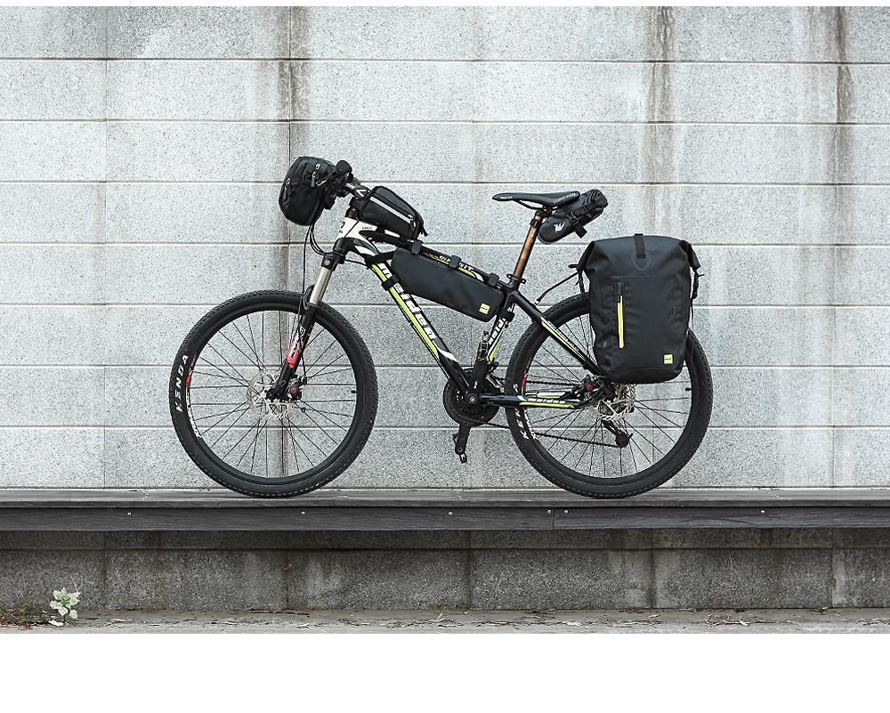 Waterproof cycling bike pannier bag (24)