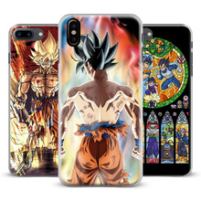 Buy DRAGON BALL Z DBZ Goku Super GT Fashion Phone Case Cover Shell Apple iPhone X 8Plus 8 7Plus 7 6sPlus 6s 6Plus 6 5 5S SE 4s 4 for $2.99 in AliExpress store