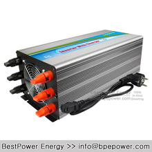 High Quality!! 3KW 3000W DC 12V to AC 220V~240V Pure Sine Wave Power Inverter with 10A Charger, Automatic AC Transfer Switching