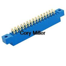805 Series 3.96mm Pitch 30 Pin PCB Mount Card Edge Connector