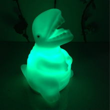 2016 new colorful cartoon dinosaur LED Nightlight Home Furnishing creative decorative gift