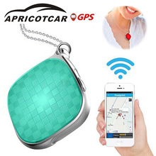 Mini Micro GPS Tracker Tracking Equipment Car Child Elderly Pet Pouch Locator A9 Tracker LBS Portable Built-in Quad Band Antenna(China)