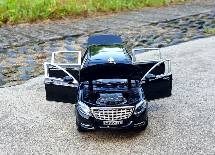 124 XLG TheBenz Maybach S600 Extended (5)