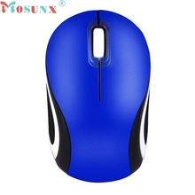 mosunx Mecall Tech Cute Mini 2.4 GHz Wireless Optical Mouse Mice For PC Laptop Notebook
