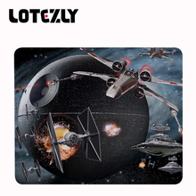 Star Wars The Last Supper Computer Mouse Pad Mousepads Decorate Your Desk Non-Skid Rubber Pad