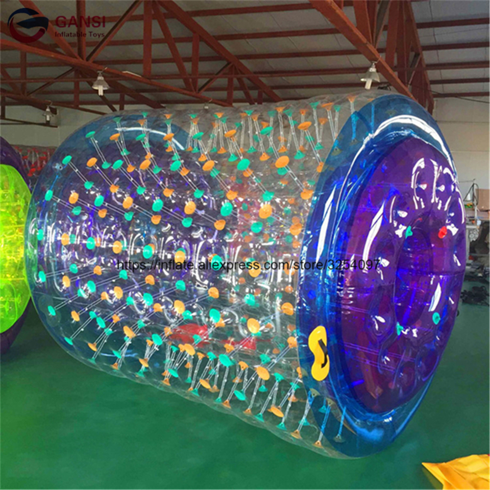 inflatable roller ball17