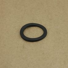 "5x Rubber ""O"" Ring Sealing Flange Flat Washers Gaskets DN40 45 x 35 x 3mm Insulation Spacer OD45 ID35 UL SGS"