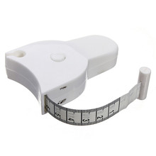 High Quality 60 inch Accurate Fitness Caliper Measuring Body Retractable Ruler Tape Measure 1.5M New Arrival(China)