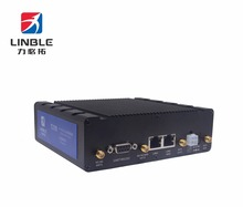 wholesale T270-DE2 industrial grade 4g lte gateway cellular bus wifi router supporting GPS and BDS function(China)