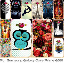 Buy TAOYUNXI Soft TPU Phone Case Samsung Galaxy Core Prime Cases Silicone DIY Painted Flower G361 G360F G360 G361F G361H Covers for $1.68 in AliExpress store