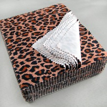 Lens Cloth Leopard Grain 10PCS/LOT Cleaning Clohts Microfiber Glasses Cloths Computer Monitor Ipad Cleaning Cloth 175*145mm