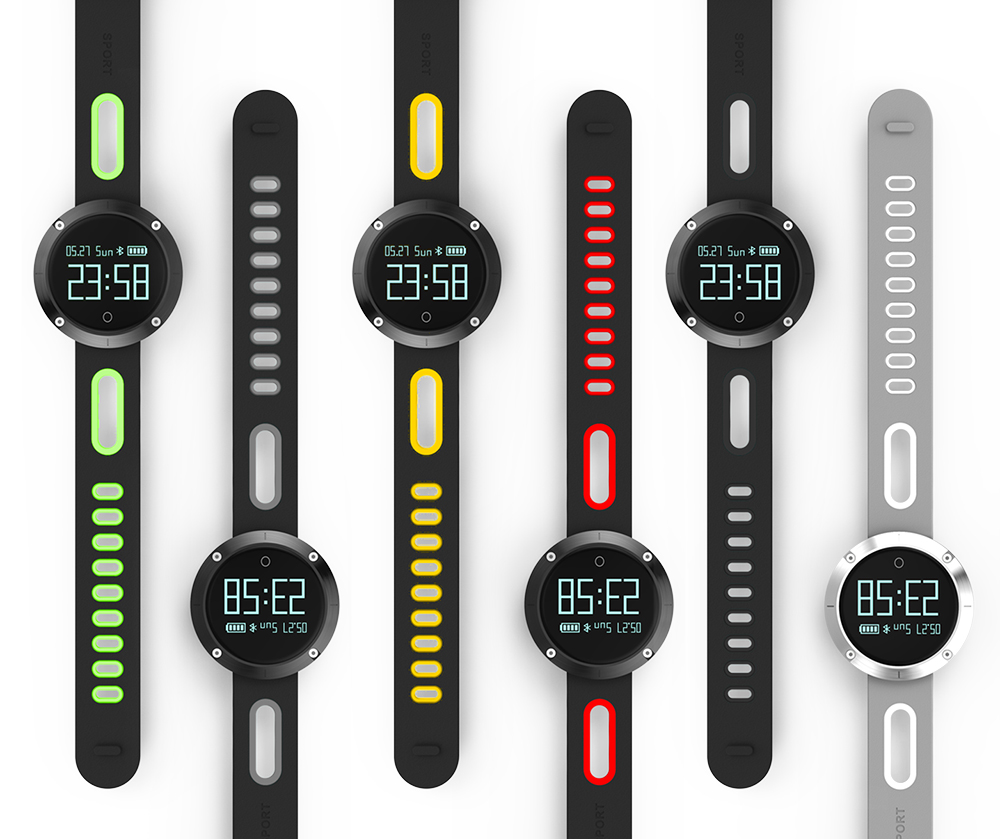 Smart band DM58 Waterproof Smart Wristband Heart rate monitor Blood Pressure Watch Smart bracelet Fitness Tracker PK mi band 2 21