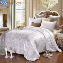 winter/spring/summer 48% Mulberry Silk comforter jacquard Quilts blankets Duvet Bedding Filler