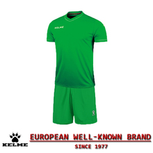 KELME Official Mens Soccer Jerseys Soccer Training Suits Paintless Football Jerseys Custom Football Kits Uniforms Soccer Set 63