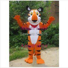 the Tiger Mascot Costume Adult size popular Cartoon Character tiger Cat Theme costumes carnival Fancy Dress Kits SW1622