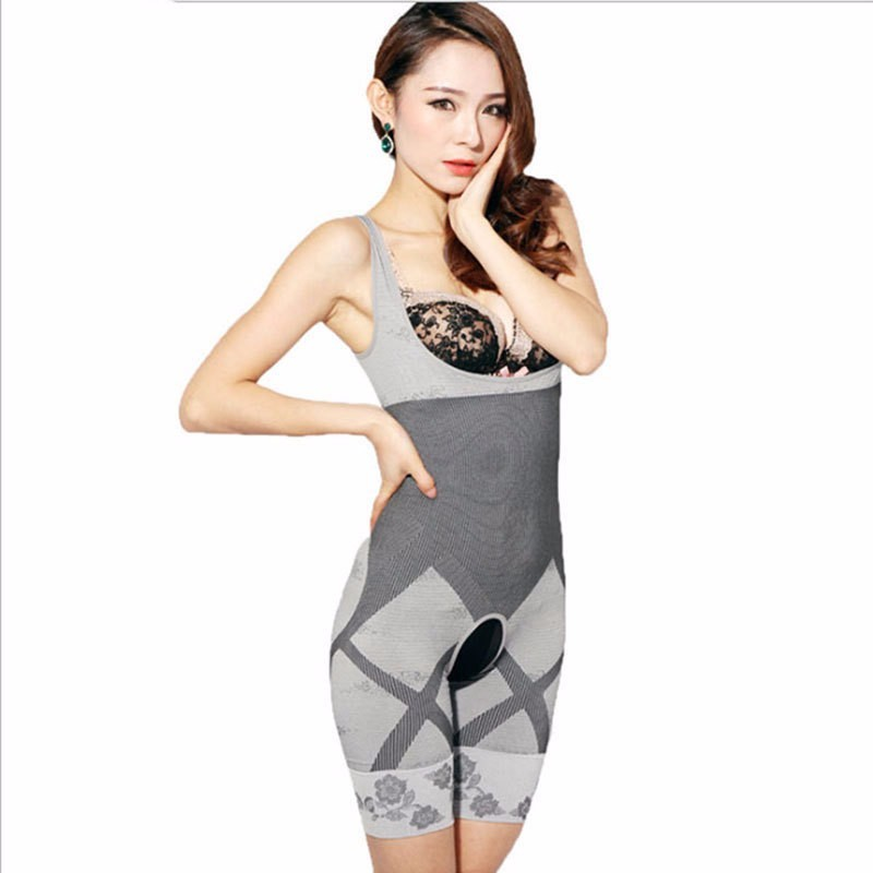 2016-Women-s-High-Quality-Slim-Corset-Slimming-Suits-Body-Shaper-Charcoal-Sculpting-Underwear-6-Size (2)