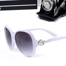 IVE Sunglasses Women Brand Designer Good Quality Big Frame Hot Selling Outsider Glasses 7 Colors Oculos UV400 KD9566