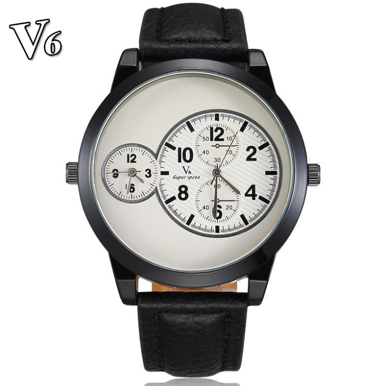 V6 V0171 Fashion Men Quartz Watches Sport Watches Casual Luxury Watches Relogio Relojes Clock Hours Dress Watches<br><br>Aliexpress
