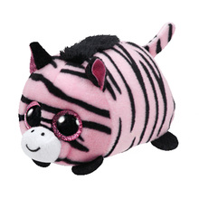 2017 New Tsum Tsum Ty Original Teeny Tys Pennie Zebra Plush Toy 10cm Stuffed Animal Doll Cute Kids Toy Gift Phone Screen Cleaner