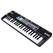 Children's Musical Instrument Toy Kid 44 Keys Piano Creative Digital Keyboard Educational Toys Electronic Music Record Toy Gift