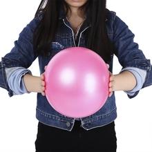 2016 Hotsale Yoga Fitness Ball PVC Thickened Air Inflation Anti-Explosion Yoga Ball Fitness Equipment For Gym Home Exercise