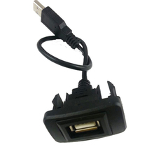 NAVITOPIA Top Quality USB Adapter for Toyota Vigo Adding USB Interface