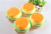 Hamburger Shaped Double Layer Baby Food Storage Box Kids plastic food storage containers Lunch Meal Box Camping Vacuum Lunch Box(China)