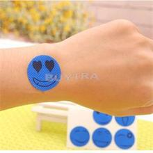 New Mosquito Repellent Sticker Smile Face Type 6 Pcs/Bag Anti Mosquito Tools for Baby Mosquito Repellent Patch(China)