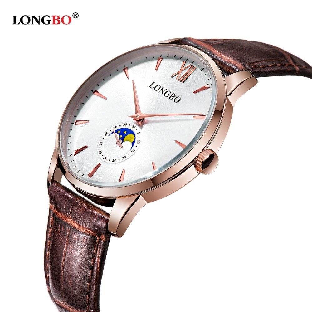 2017 Lovers Watch Brand Luxury Leather Strap Design Analog Watch Couple Men Women Waterproof Quartz Wristwatch Montre Homme 5008<br><br>Aliexpress