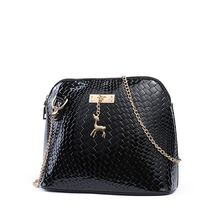 Fashion Small Deer Shoulder Bags Designer Women Bag Chain Cross Body Bag Ladies Clutch Women Messenger Bags Leisure Female Tote