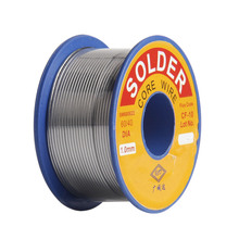 Solder Wire 1.0mm Diamneter Welding Wire Free Clean Rosin Core Low Melting Point High brightness Soldering Tools(China)