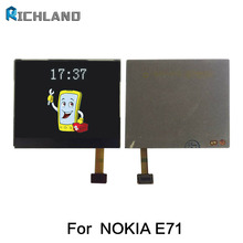 LCD Display Screen For Nokia E63 E71 E72 E73 LCD screen Digitizer Assembly Replacement Parts LCD repalce parts +repair tools set(China)