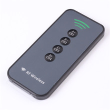 433MHZ Wireless RF Remote Control 4 Keys Transmitter Module