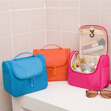 Beautician Waterproof Cosmetic Bags Bath Wash Makeup Make Up Cosmetic Bag Korean Organizer Storage Travel Toiletry Bags