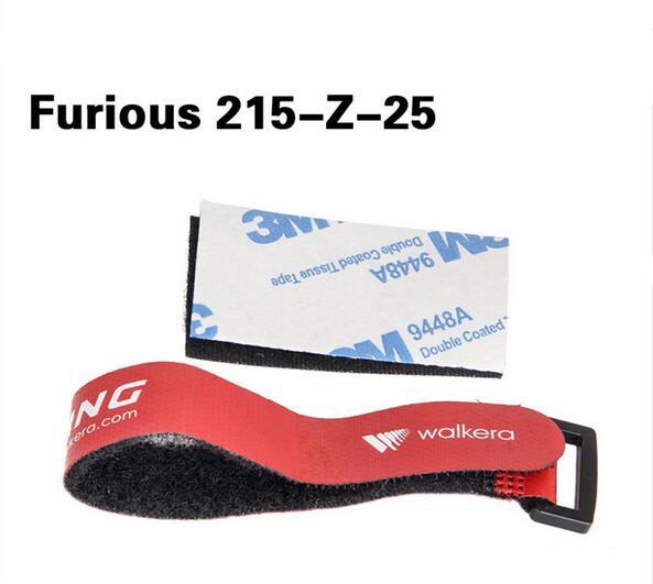 Walkera-Furious-215-Z-25-Nylon-Velcro-for-Walkera-Furious-215-FPV-Racing-Drone-Quadcopter-Aircraft