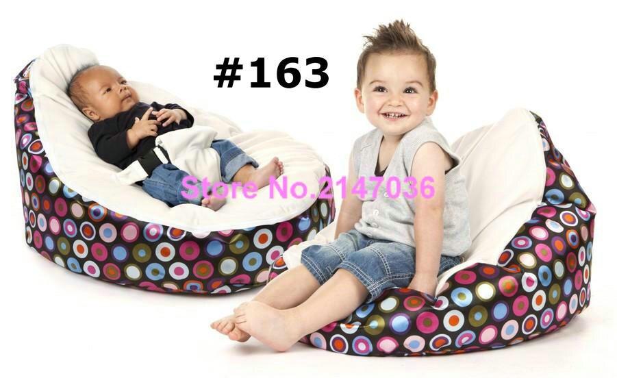 Cream bubbles Original waterproof baby bean bag chair with harness/kids bean bag/baby bean bag<br>