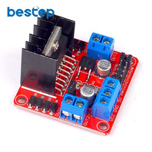 Buy 2PCS L298N Motor Driver Board Module Arduino Stepper Motor Smart Car Robot 100% New original for $2.55 in AliExpress store