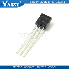 100PCS SS8050 TO-92 8050 TO92 new triode transistor free shipping(China)