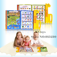English and Arabic Language Kid Quran Electronic kids learning toys,the first islamic Educational toys koran Reading book  toy