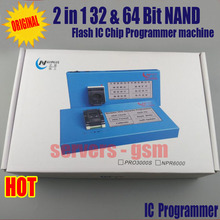 DHLHot 2 in1 32 64 Bit NAND Flash IC Chip Programmer tool fix repair Motherboard HDD chip serial number SN Model for iPhone&iPad