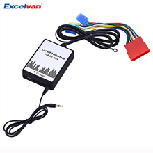 Car MP3 Interface DC 12V USB SD Data Cable AUX Radio Adapter 8 PIN Audio Digital CD Changer for Audi A2 A3 A4 S4 A6 S6 A8 S8(China)