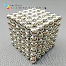 100 pcs Diameter 8 mm Magic Bucky balls Neodymium Toy Cubes Magic Puzzles Toy Sphere Magnets Magnetic Bucky Balls(China)