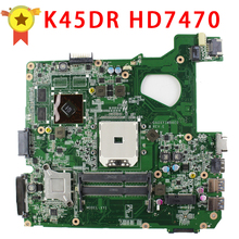 Buy motherboard A45D A45DR K45D K45DR R400D R400DR Radeon HD 7470M 1 GB 216-0809000 100% tested for $100.00 in AliExpress store