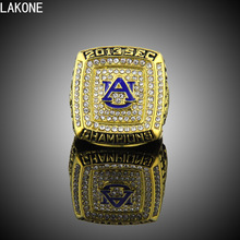 LAKONE Championship rings,2013 Auburn Tigers Football National Championship Ring, sports fans ring, men gift ring.