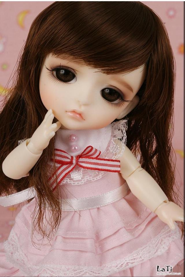 flash sale!free shipping!free makeup&amp;eyes!top quality bjd 1/8 baby doll Yellow Lea Basic vers volks yosd hobbie hot toy for kids<br><br>Aliexpress