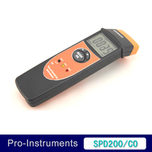 SPD200/CO Handheld Portable Carbon Monoxide Detector gas measurement 0~1000PPM(China)