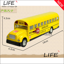 Free Shipping Alloy Luxurious School Bus Models For Kids Toys Wholesale Longest School Bus Models
